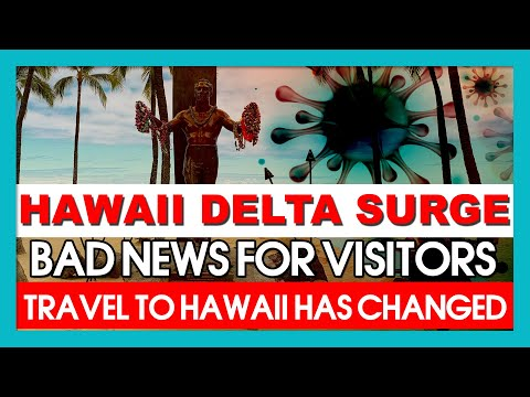 NEW TRAVEL UPDATE | DON'T TRAVEL TO HAWAII TILL YOU WATCH THIS!