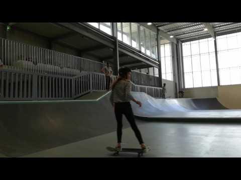 Nouveau Skatepark Biarritz - 13.05.2017