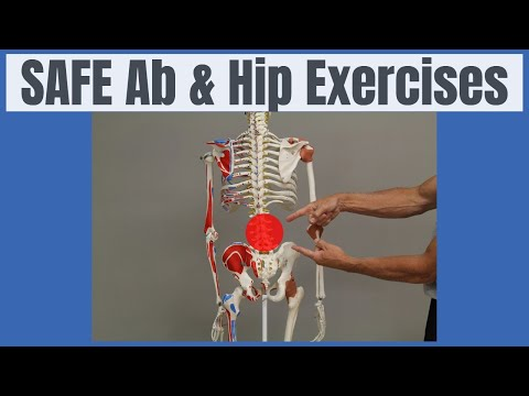 Safe Ab & Hip Exercises with Low Back Pain & Sciatica