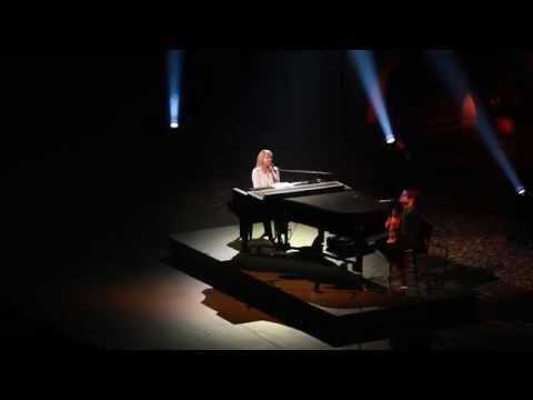 Nichole Nordeman leads worship - mother's day - willow creek 2014