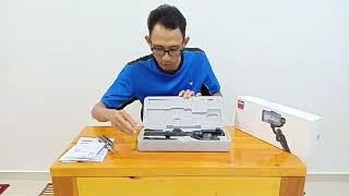 Review Phone Stabilizer. Buka Kotak Gimbal Zhiyun Smooth 4 | Malaysia Youtubers