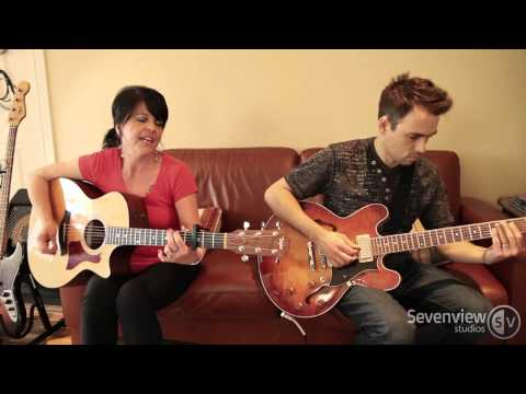 God Must be a Cowboy with Rhonda Blundon, From the Couch at Sevenview Studios