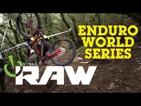 ENDURO WORLD SERIES VITAL RAW - Getting Buck Wild in France!