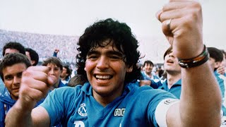 video: Football pays tribute to 'greatest' player Diego Maradona who died aged 60