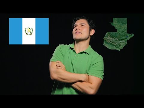 Geography Now! Guatemala