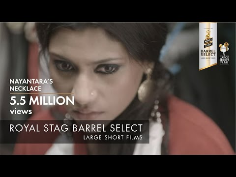 Nayantaras Necklace | Konkana Sen | Royal Stag Barrel Select Large Short Films