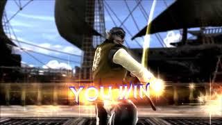 Soul Calibur V: Edo Takeshi (Intro/Victory Quotes)
