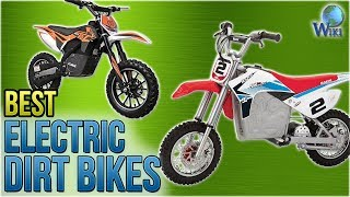 8 Best Electric Dirt Bikes 2018