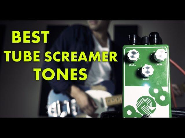 Tube Screamer 808 Tone Buffet
