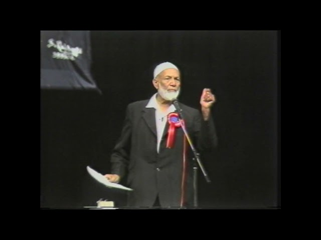 IPCI - Rebuttals: Qur'an or the bible which is the word of God?  Dr. Anis Shorrosh Ref 48P.2