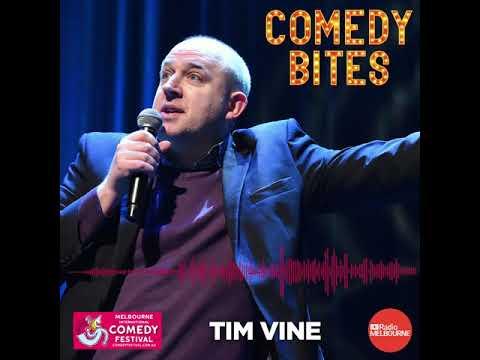 Tim Vine - 2019 Comedy Bites