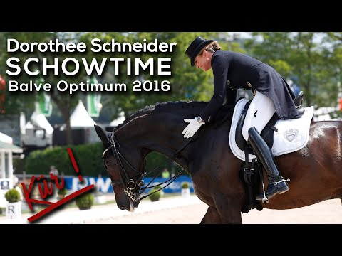 Dorothee Schneider   Showtime   Dressur Kür   Balve Optimum   2016