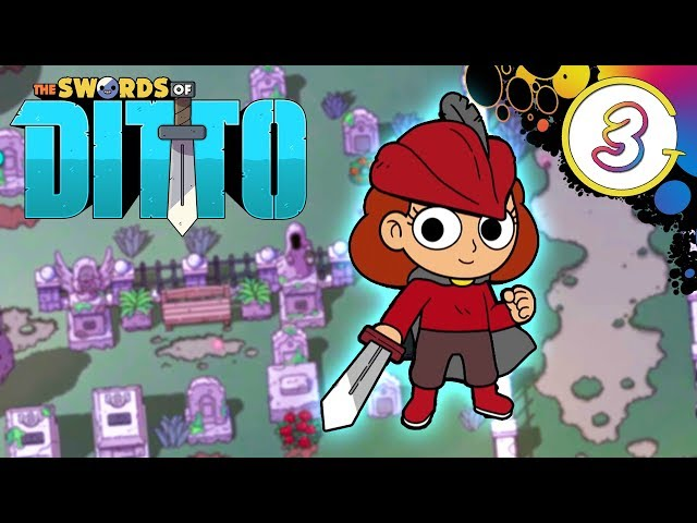 Making Them Coins! | The Swords of Ditto Part 3