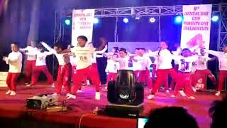 Udi Udi Jaye | Dance Choreography | Sting dance academy | annual Day | Junior group