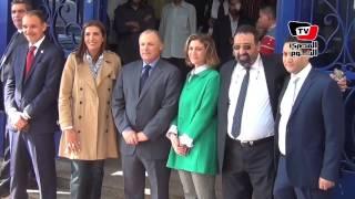 اتحاد الكرة يتبرع بنصف مليون جنيه لمستشفي أطفال أبو الريش