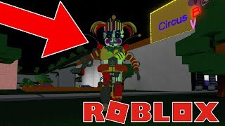 Roblox FNAF How to get Scrap Baby Badge in Roblox Sister Location! Roblox Five Nights at Freddys!