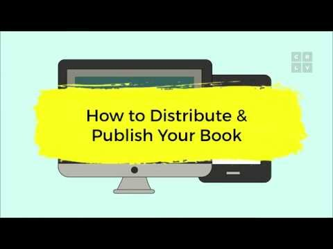 How to Write and Publish an eBook: Distribution & Publishing