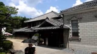 唐津の「旧高取邸」を訪ねて