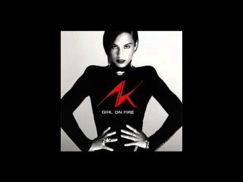 Listen To Your Heart - Alicia Keys (Girl On Fire)