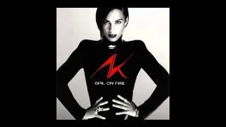 Listen To Your Heart - Alicia Keys (Girl On Fire)