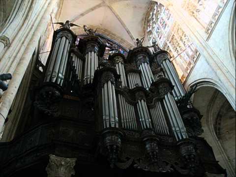 Olivier Messiaen - Livre du Saint Sacrement - XVIII Offrande et Alléluia Final