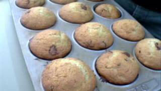 Banana Chocolate Chip Muffins To Die For ! (k.i.s.s. Recipes)