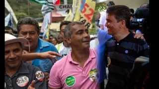 Brazil  strikers Romario and Bebeto elected to parliament