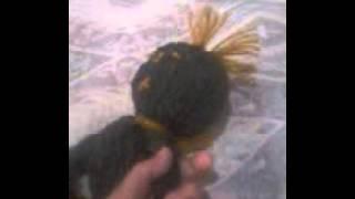 Как сделать Куклу из Ниток(, 2015-08-24T21:48:15.000Z)