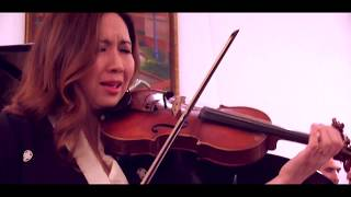 Jazz Up Close with Meg Okura Quintet, recorded 6/1/17 at the Russel...