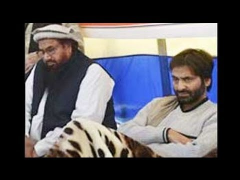 Yasin Malik explains how he shared stage with Hafiz Saeed in Islamabad