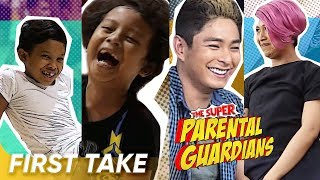 [FIRST TAKE] 'The Super Parental Guardians'