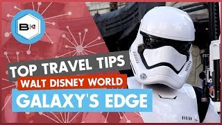 Top 10 Tips Visiting Star Wars: Galaxy's Edge at Walt Disney World