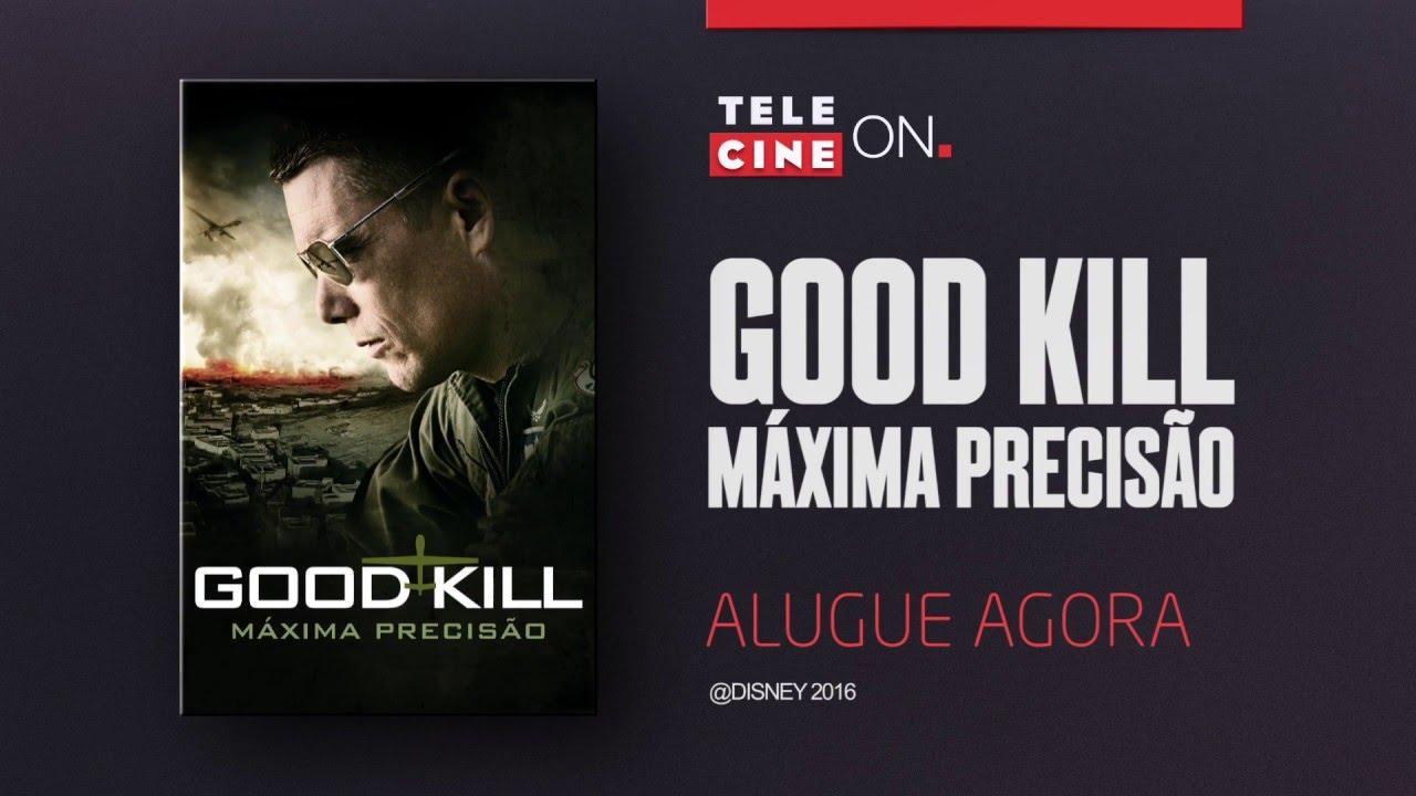 Poster do filme Good Kill - máxima precisão