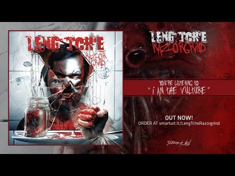 Leng Tch'e - I Am the Vulture