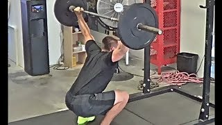 Strength Camp eCoach: Overhead Squat
