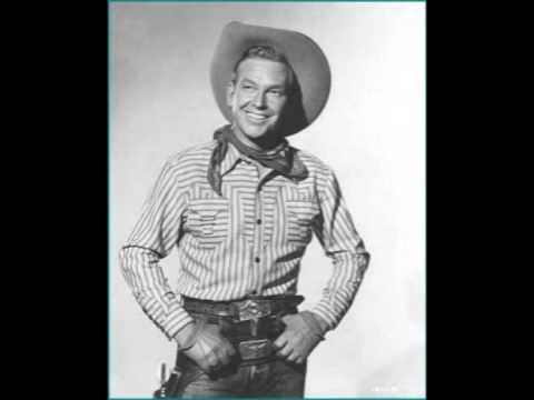 Westward Ho The Wagons! (1956) - Rex Allen And The Mellomen