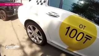 как работает самый популярный таксист в Алма-Ате