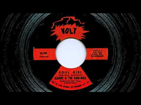 Jeanne & The Darlings - Soul Girl (1967)
