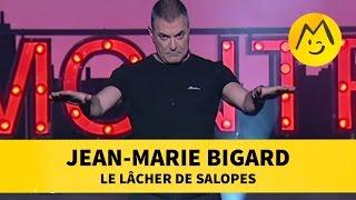 Jean-Marie Bigard - Le lâcher de Salopes
