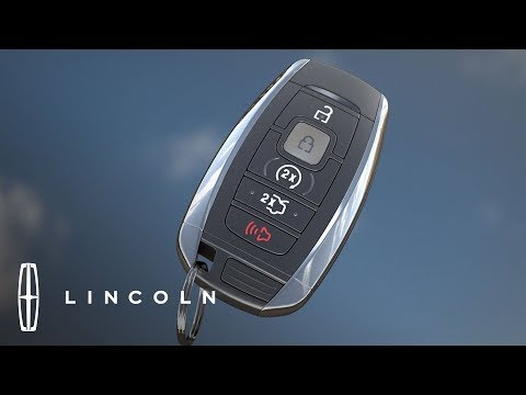 Next-Generation Intelligent Access Key Fob | How-To | Lincoln