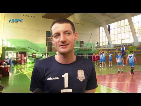 ТРК Аверс: У Луцьку відбувся волейбольний турнір  пам'яті Сергія Семенюка