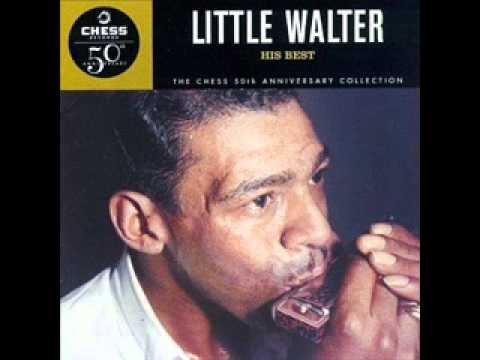 Little Walter- Just Your Fool ( His Best, Chess 50th Anniversary  Collection) # 20