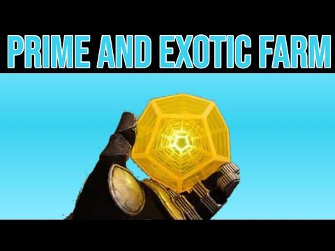 EASY Prime & Exotic Engram Farm In DESTINY 2!