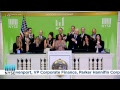 THE MAPI INVESTOR RELATIONS CONFERENCE RINGS THE NYSE CLOSING BELL®