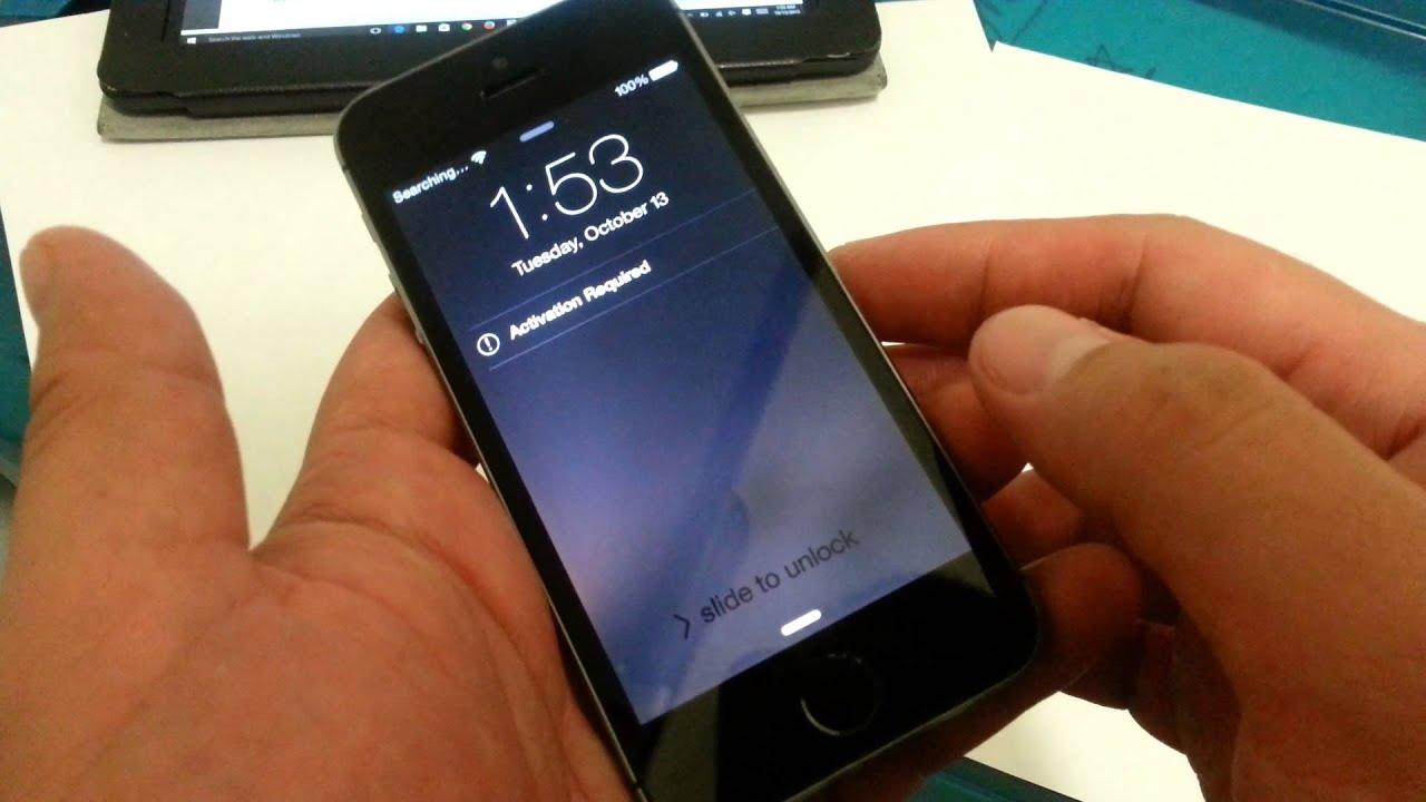 at&t iphone unlock backup restore