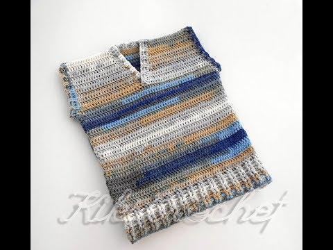 e81ce7f6fa4 Πλεκτη Καζακα με Βελονακι. Kiki Crochet