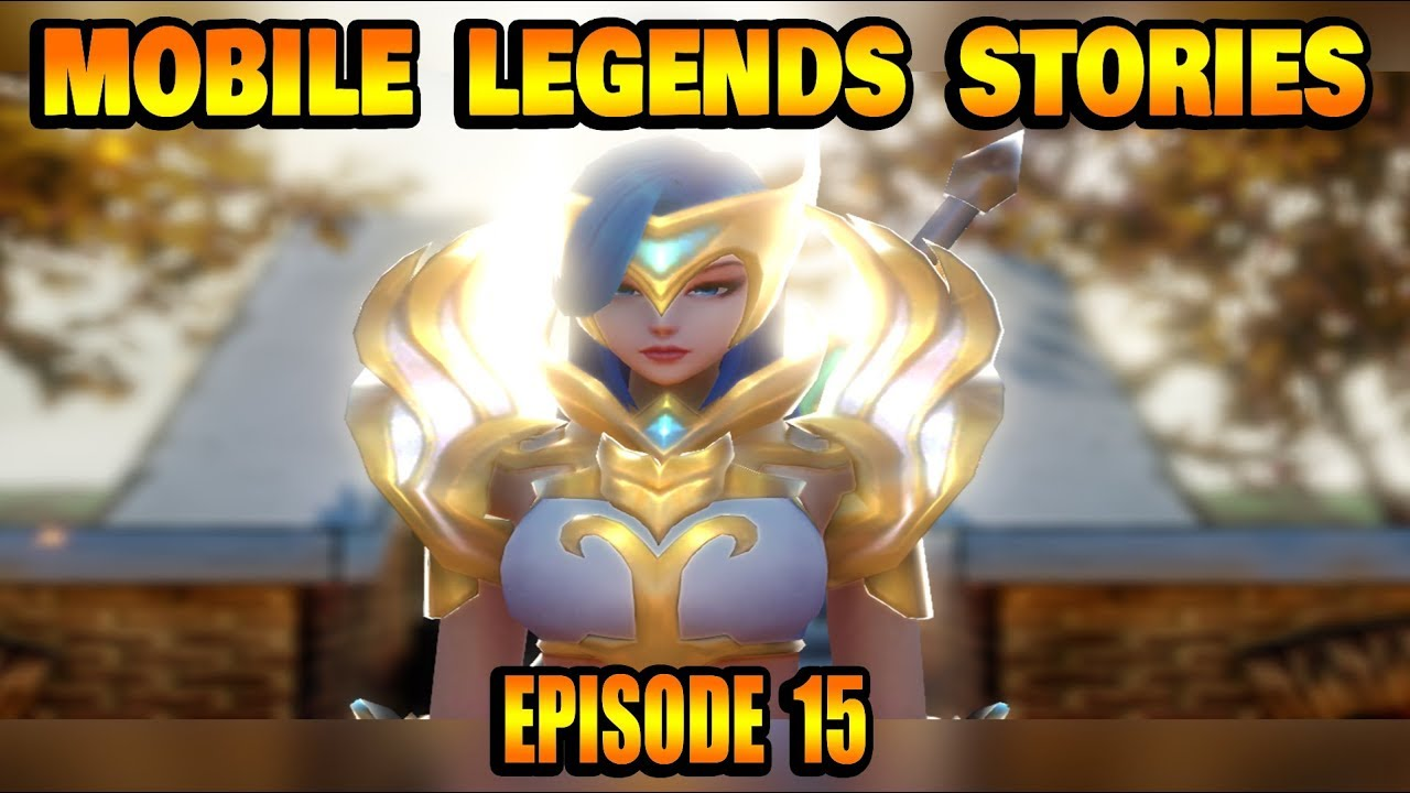 Mobile Legends Stories Episode 15 [Shikigami] - YouTube