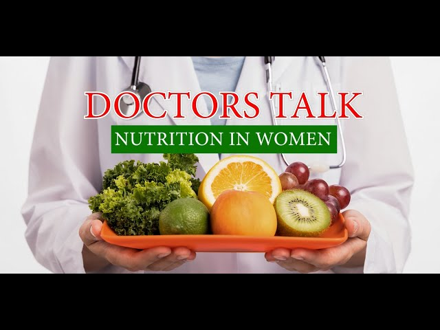 Impact of Nutrition In Women Wellness | Talk by Dr. Lakshmi | Ahalia Diabetes Hospital | Kerala