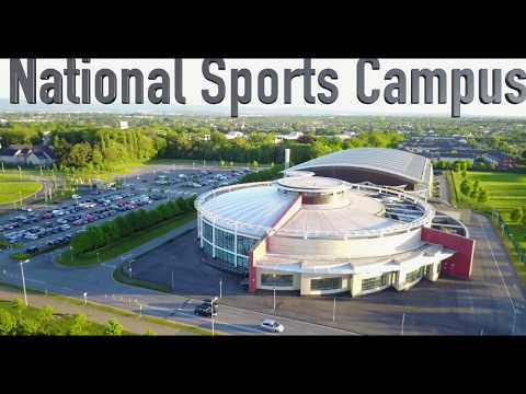 National Sports Campus - National Aquatic Centre