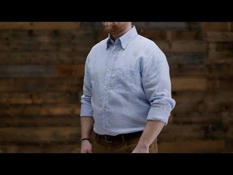 ORVIS - Pure Linen Shirt
